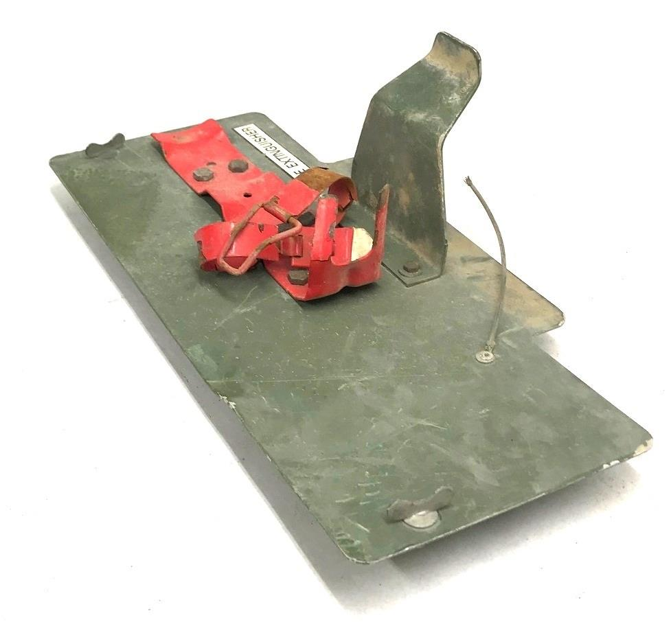 HM-1184 | HM-1184  Front Left Fire Extingusher Mounting Plate With Brackets  (3).jpg