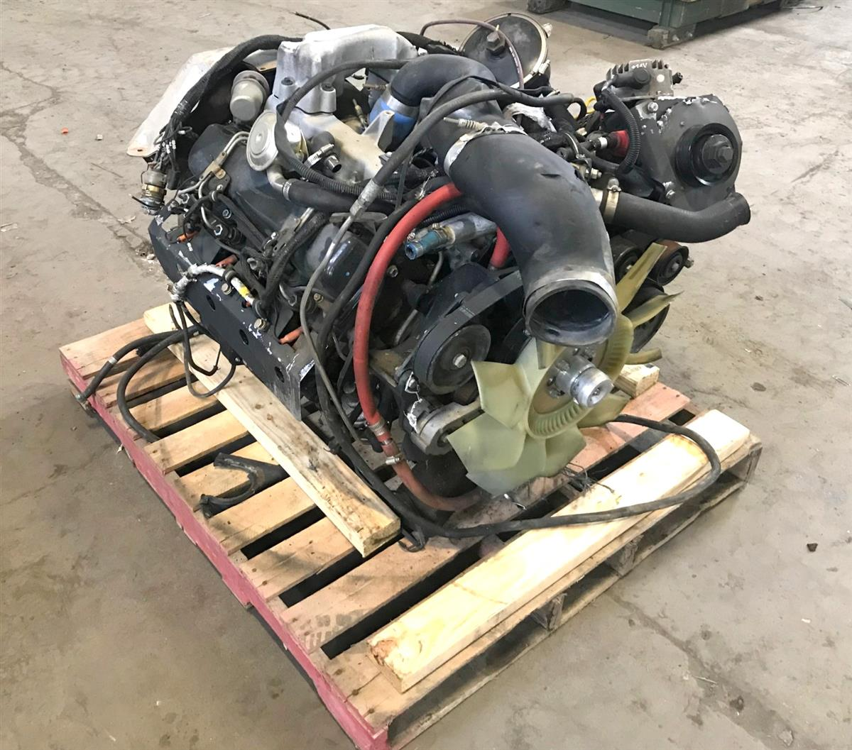 HM-1244 | HM-1244  Diesel Engine GM 6.5L Turbo Charged HMMWV (6).jpg