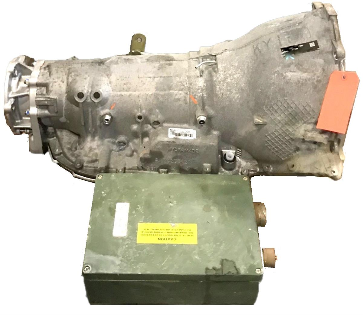 HM-696 | HM-696  Automatic GM 4-Speed Transmission Model GM 4L80-E  (3).jpg