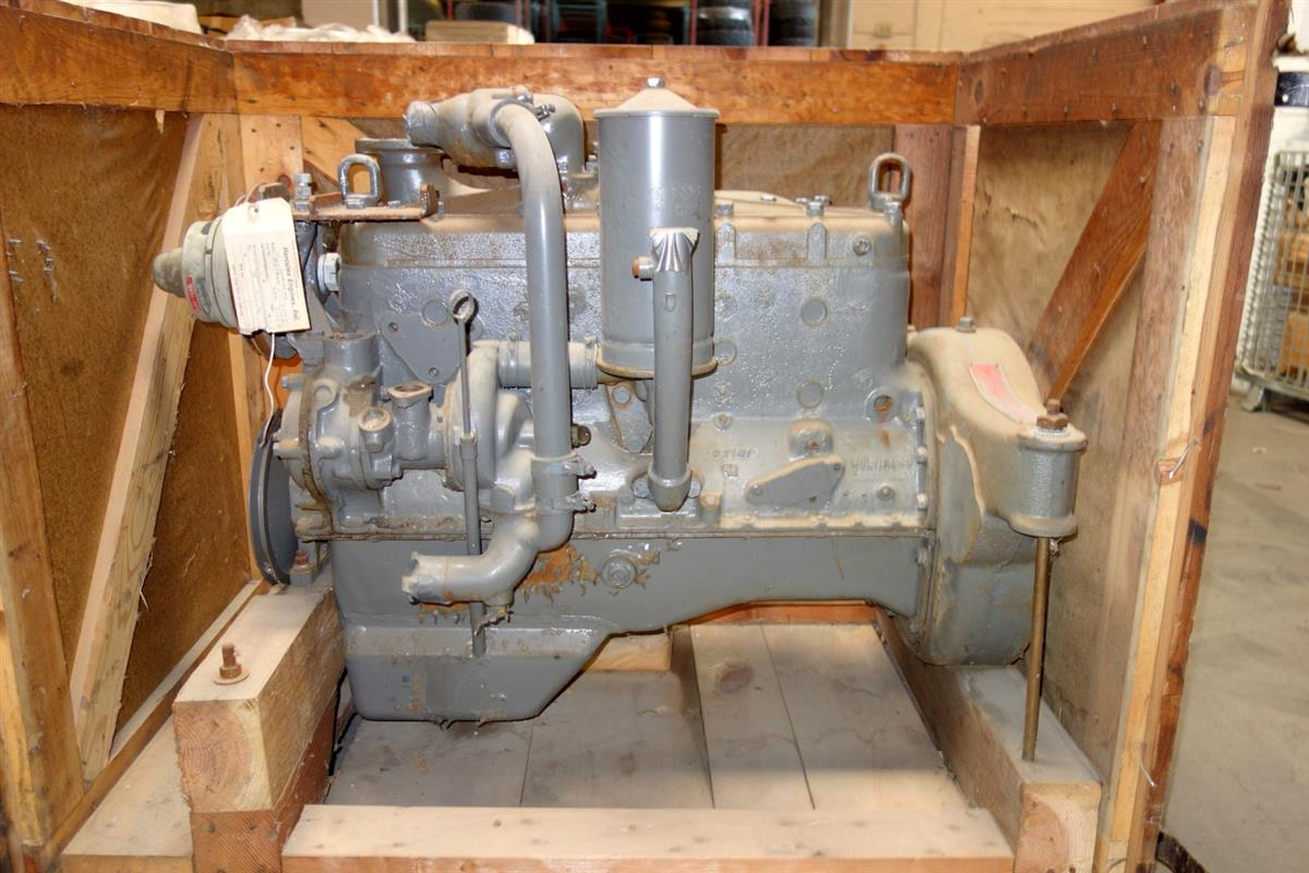 SP-1383 | Hercules Flathead 6 Cylinder Gas Engine Model JXLDER 339 Cubic Inch 4 Cycle 2 (4).JPG