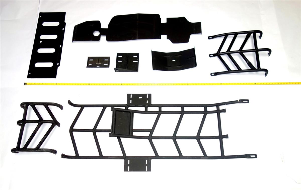 HM-718 | PN 5744281 Underbody Protection Kit with Winch for HMMWV NOS (2).JPG