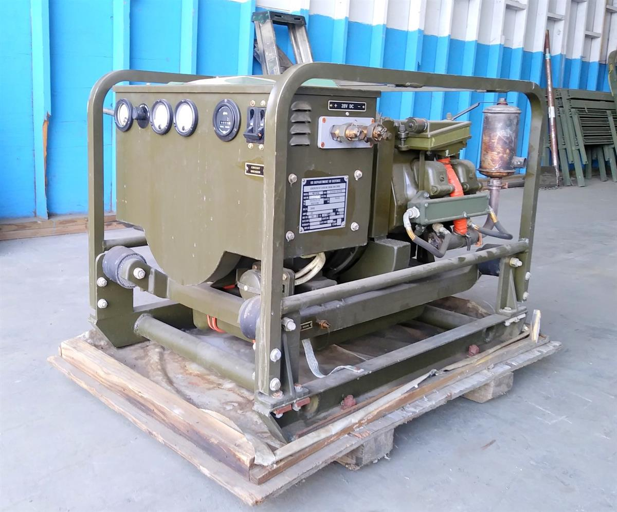SP-1731 | SP-1731 3 Kilowatt Gasoline Engine Generator Set NOS  (5).jpg