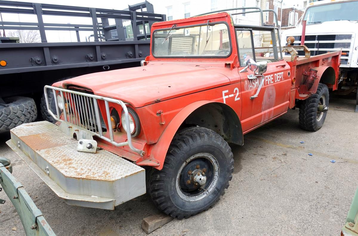 SP-2013 | SP-2013 1968 M715 Kaiser Jeep 4x4 Parts Truck USED (6).JPG