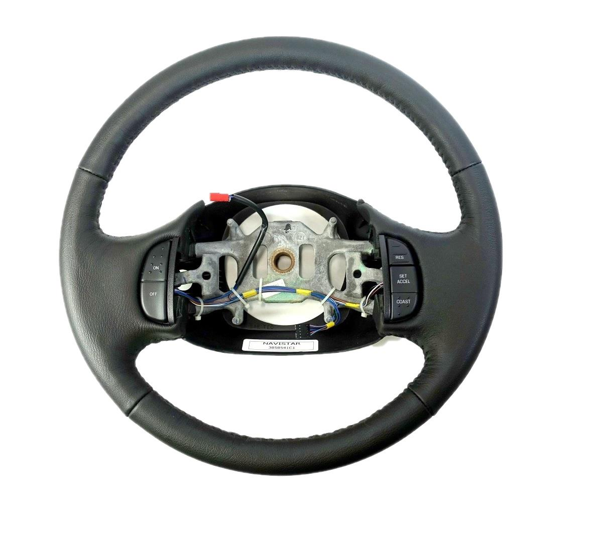 SP-2071 | SP-2071 Navistar 15 12 Inch Steering Wheel NOS (1) (Large).JPG