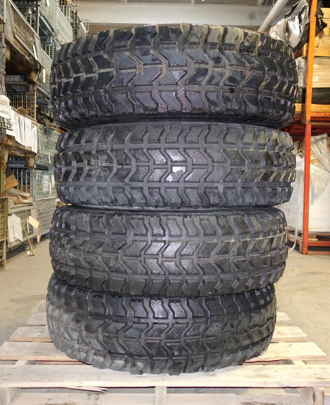 Goodyear Wrangler MT 37x12 50R16 5LT Tire with 90% Average Tread