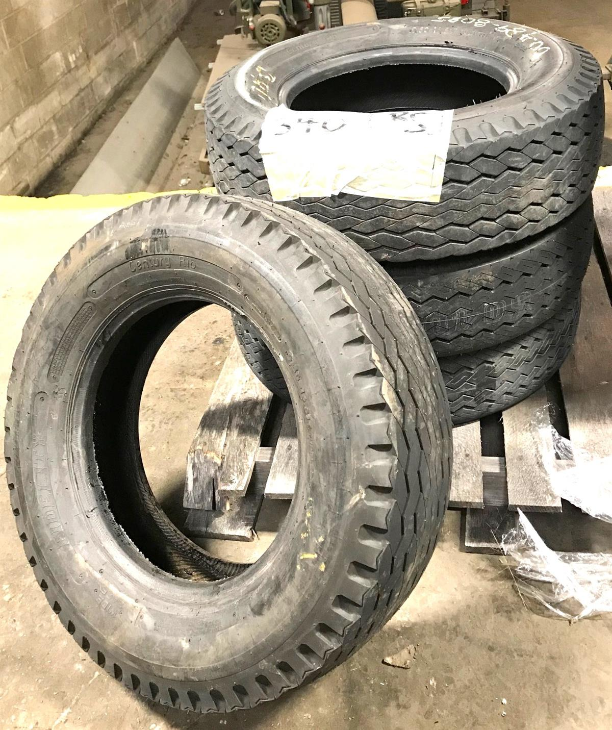 TI-405 | TI-405  S.T.A. Super Transport 9.50-16.5LT Tire (4 Tire Lot Sale) (Used)(3).jpg