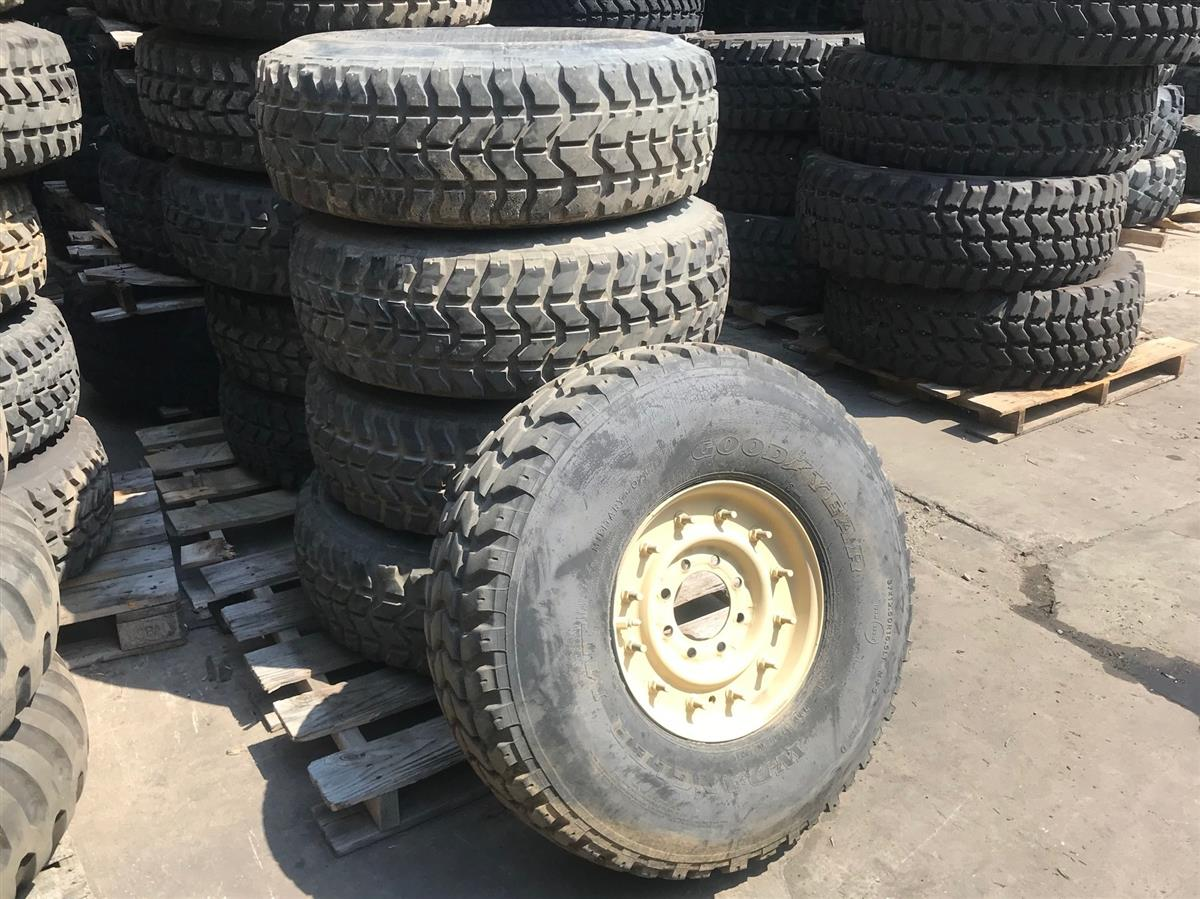 TI-676 | TI-675 Goodyear Wrangler MT 37X12.5R16 LT Used 5-Lot (14).jpg