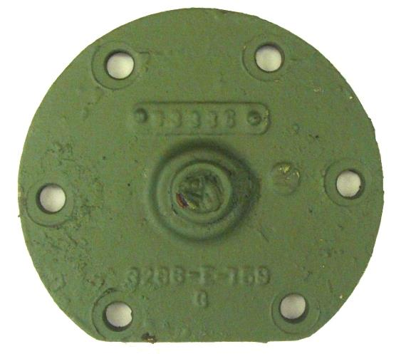 TCP-128 | TCP-128 Transfer Case Shaft Cover.jpg
