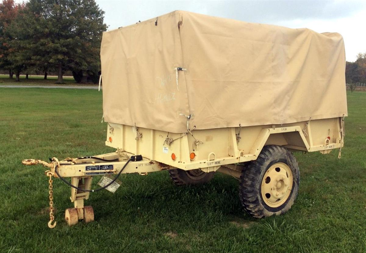 M105 military trailer wiring diagram on