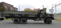 M927 Extra Long Wheel Base Cargo Truck