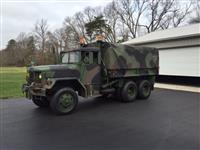 1970 AM General M35A2 Deuce and a Half