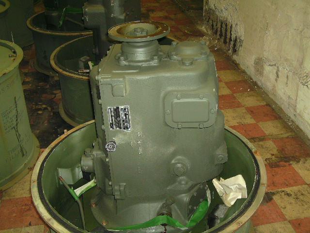 Military Rebuild Spicer 6453 5-Speed Manual Transmission
