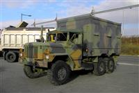 M109A4 2.5 Ton Truck with Insulated Van Body