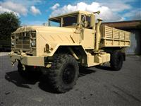 Custom Bobbed M939 Series 5-Ton