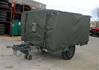 MKT-99 Trailer Mounted Mobile Field Kitchen