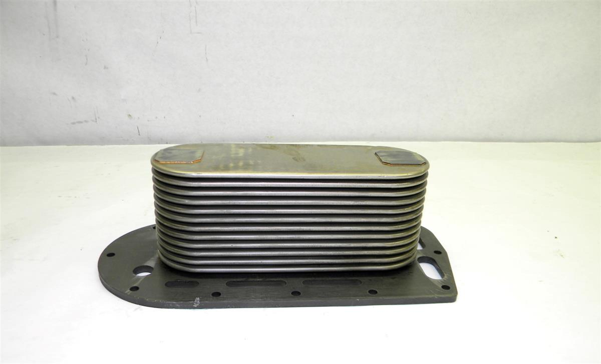 COM-3139 | 2930-00-860-2334 Oil Cooler for M35A2 and M54 Series Multi-Fuel Engines. NOS.  (3).JPG