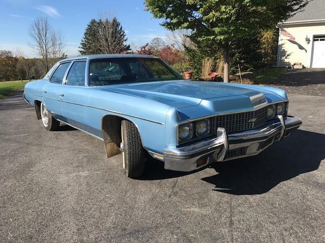 1973 Chevrolet Impala Custom 4 Door Gallery Eastern Surplus