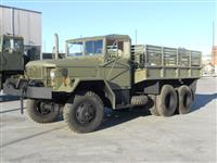 Custom M35A2 Cargo Truck with PTO Winch