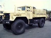 Custom Bobbed M809 Series 5-Ton