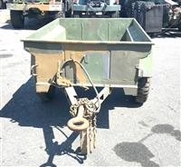 M416 1/4 Ton Cargo Trailer for Jeep Trailer 5