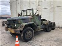 M275A2 2 1/2 Ton Truck Tractor - Project Truck