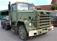 1983 AM General M915A1 6x4 Truck Tractor