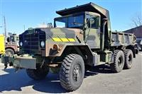M930A2 Military 5-Ton Dump Truck with Winch