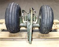 TI-249 | 1730-01-133-9204 Ground Handling Wheels Assembly for OH-58D and UH-1 Helicopter USED (8).JPG