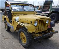 Jeep M38A1, 1954 Jeep Korean War Era M38A1