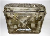 TR-214 | 1979 AMF Wyott Military Green Mermite Can Food Storage Container Carrier USED (3).JPG