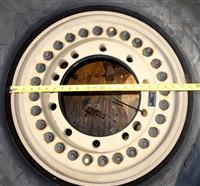 TI-248 | 2530-01-589-0972 Hutchinson 20x10 CTIS Wheel Rim for MRAP Buffalo NOS (4).JPG