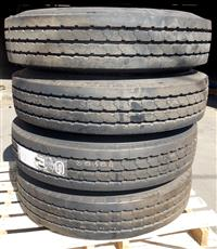 Ti-255 | 2530-01-611-7619 Continental General S360 Tire Lot Of 4 10R225  (1).JPG
