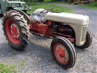 Ford 9N Tractor w/ 3 Point Lift & PTO