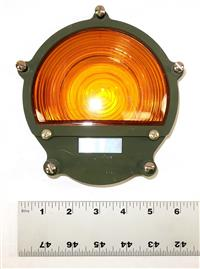 ALL-5198 | 6220-00-179-4325 Front Amber Composite Turn Signal Lens for Common Application. NOS (3).JPG