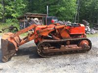 HD5 Allis Chalmers Track Loader