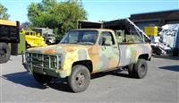 Chevrolet CUCV M1028A2 Dually Pick Up