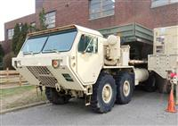 8X8 Oshkosh M985 HEMTT Detroit Powered