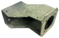 HM-1055 | HM-1055  HMMWV Antenna Base Mount Piece Rear Quarter Panel (1).jpeg