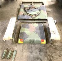 HM-527 | HM-527  Slant Back Hard Top Kit with Gunner Ring HMMWV (Group 1) (1).JPG