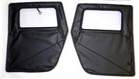 HM-943 | HM-943 Set of 4 HMMWV Soft Doors,Front Black (2) (Large).JPG