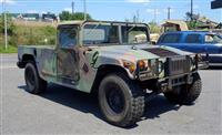 M998 Two Man HMMWV with Soft Top