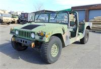 1985 AM General M998 Four Man HMMWV 1 1/4 Ton