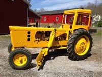 Restored Huber Maintainer- Road Grader.