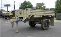 M1082 2 1/2 Ton LMTV / FMTV Drop Side Trailer