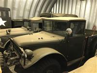 Dodge M37 3/4 ton Weapons Carrier