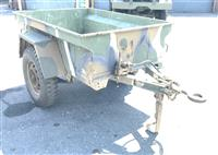 M416 1/4 Ton Cargo Trailer for Jeep Trailer #1