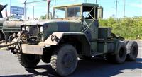 M52A2 6 x 6 5th Wheel Tractor with Winch