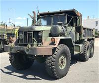 M817 6x6 5 Ton Dump Truck All Wheel Drive