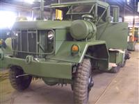Pair (2) M818 5 Ton Military Tractors One Lot