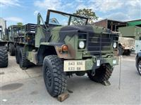 M923A2 BMY 5 Ton 6x6 Cargo Truck   COMING SOON!